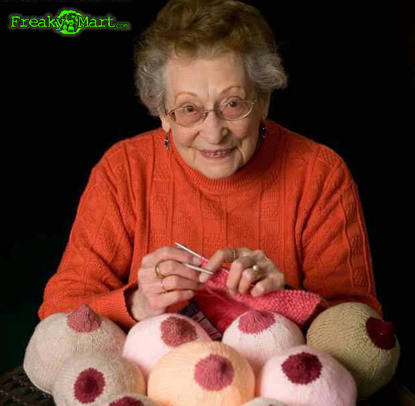 freaky granny