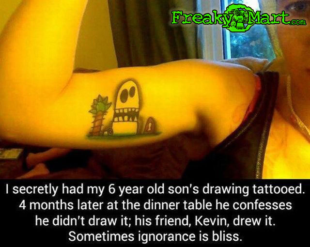 lie-tattoo
