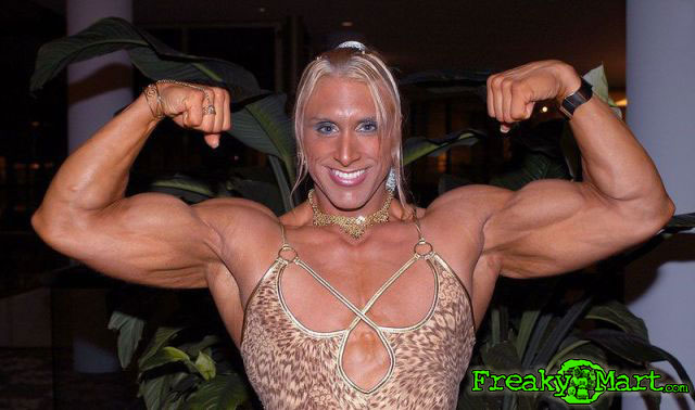 muscles - Freaky Mart