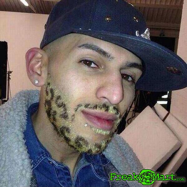 cheetah-beard