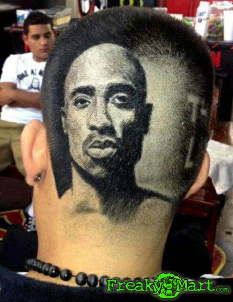 Tupac Juice Haircut Memes